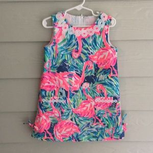 Lilly Pulitzer Flamenco Beach Little Lilly shift